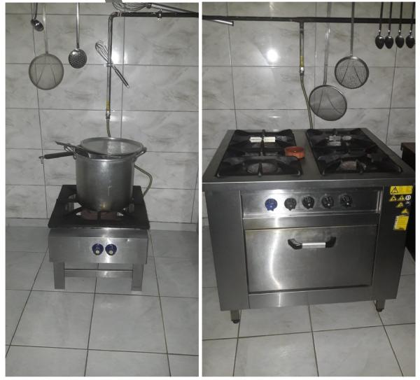Mutfak-Endüstriyel Fırınlar
